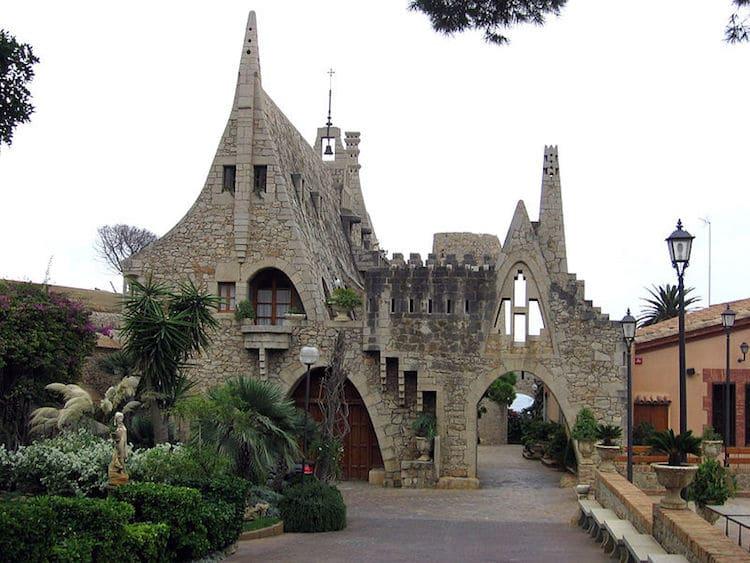 Arquitectura de Antonio Gaudí