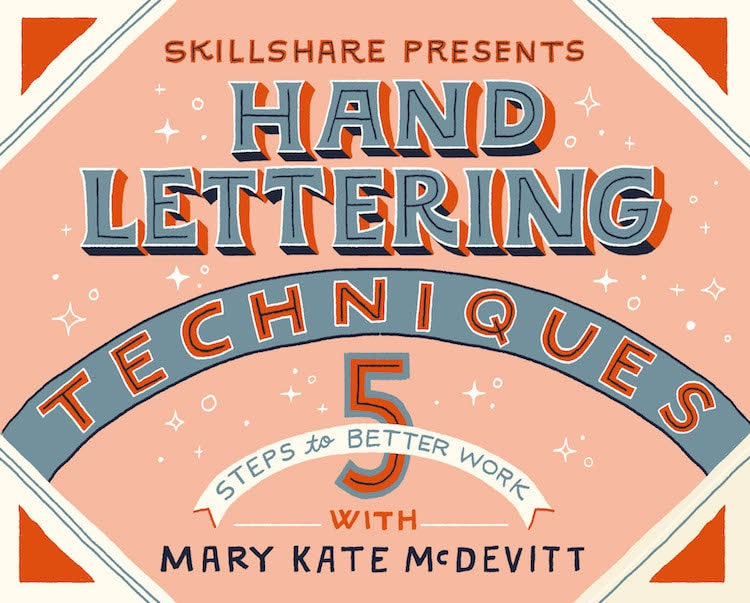 Learn Hand Lettering