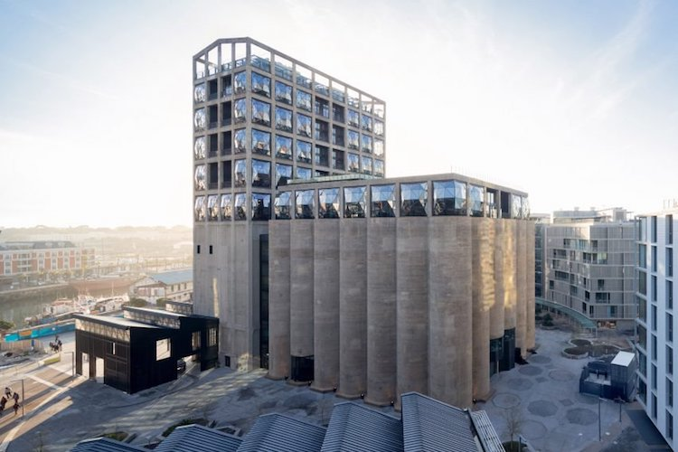 Zeitz MOCAA contemporary architecture Heatherwick