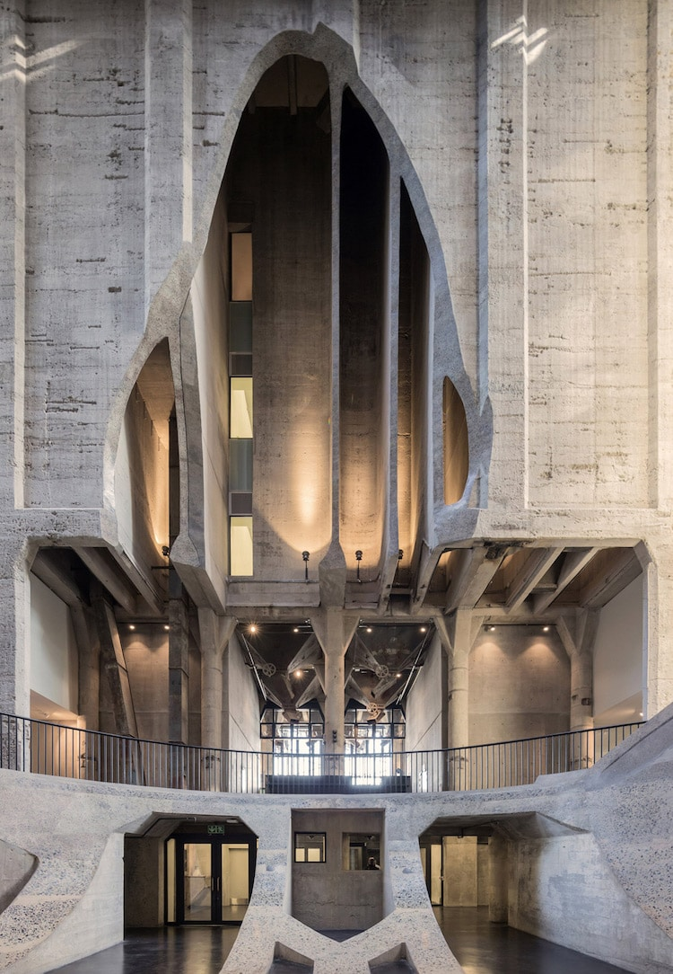 Heatherwick reveals interior of zeitz mocaa new african - African american interior designers chicago ...