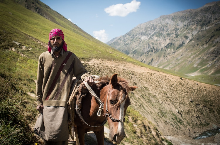 Daniel O'Donnell - Indigenous India travel photography