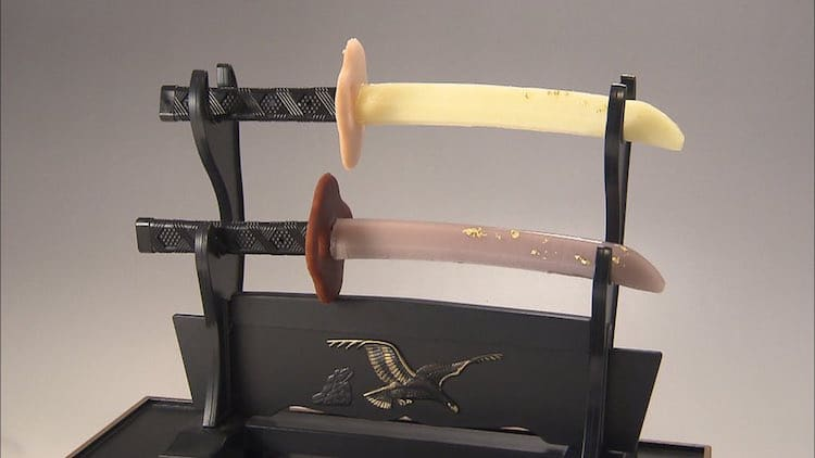 Katana Ice Japanese Ice Cream Samurai Sword