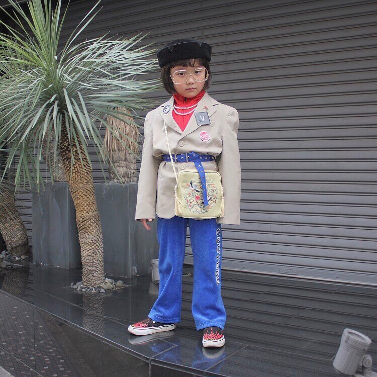 Meet The 6 Year Old Instagram Star Changing The Face Of Kids Fashion