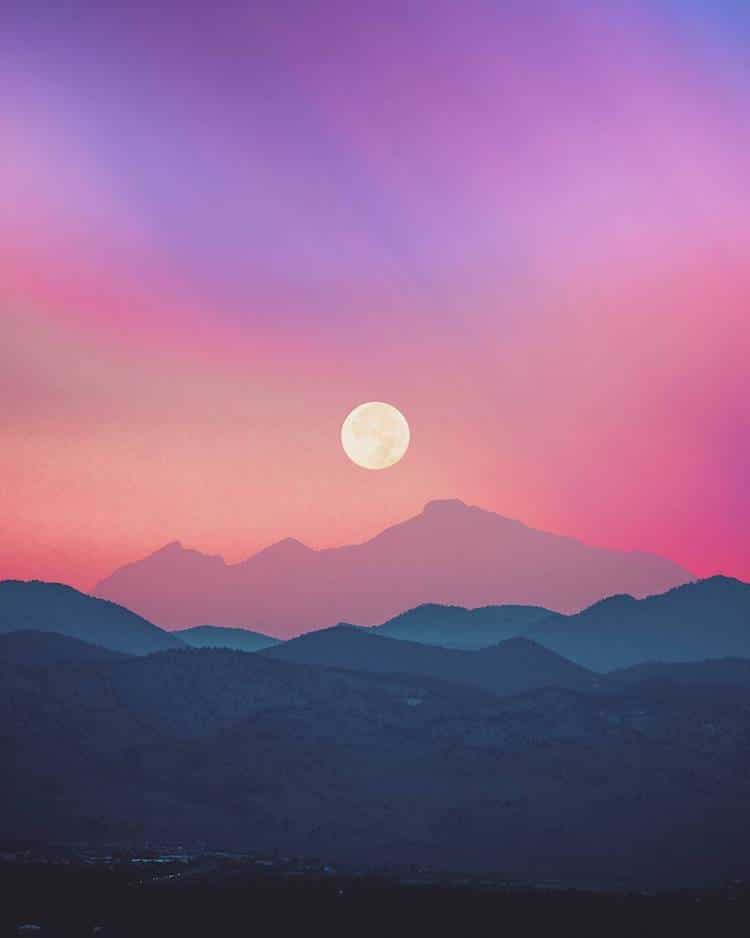 Bubblegum Landscape Photography Ty Newcomb
