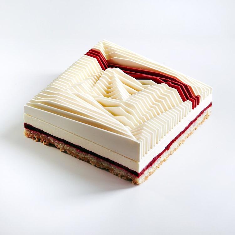 Ideas para Decorar Pasteles Dinara Kasko Pasteles Geometricos