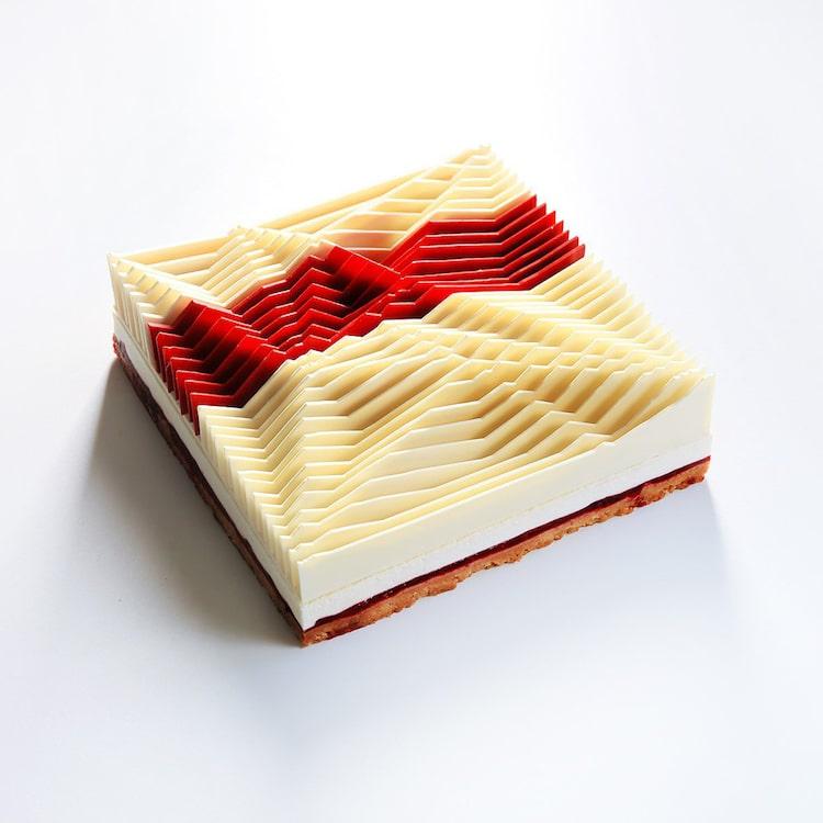 Math Cakes Geometric Cakes Dinara Kasko