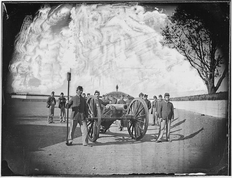 Mathew Brady Civil War Photography