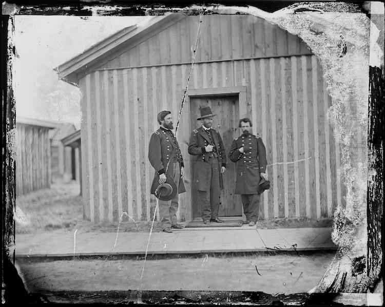 Mathew Brady American Civil War Photography