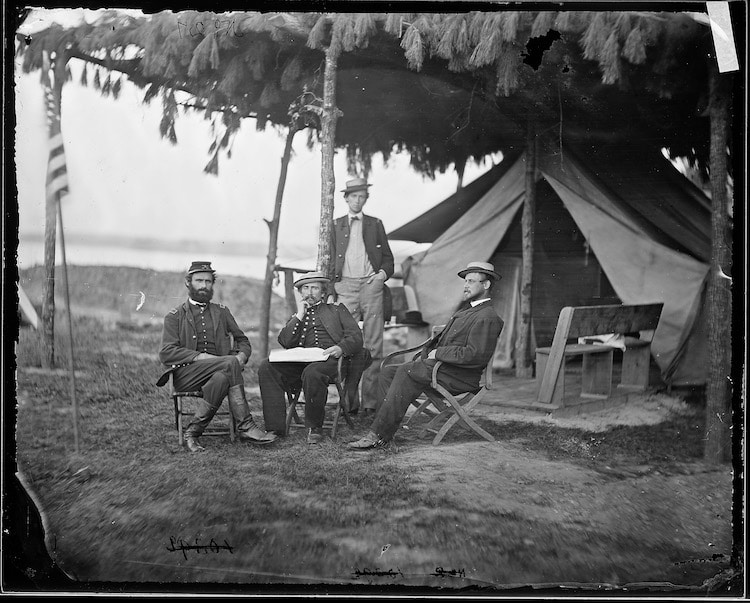 american civil war photography