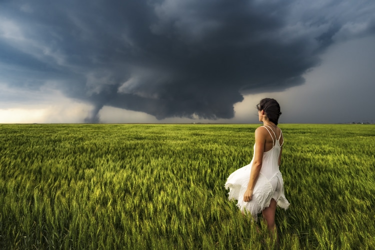 Storm Chaser Photography by Mike Mezeul