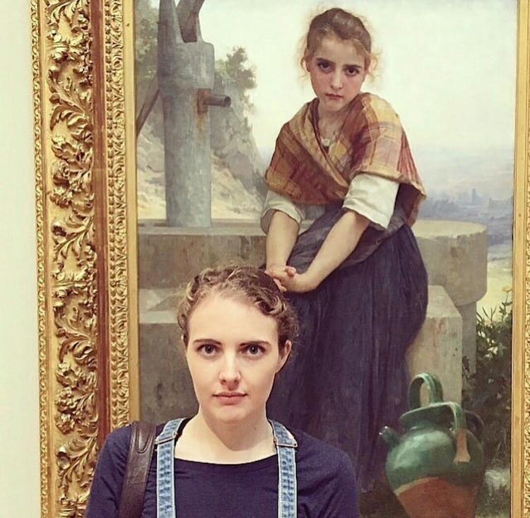 Museum Doppelganger