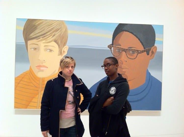 Art Museum Doppelganger