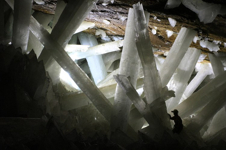 Giant Crystal Cave - Chihuahua, Mexico