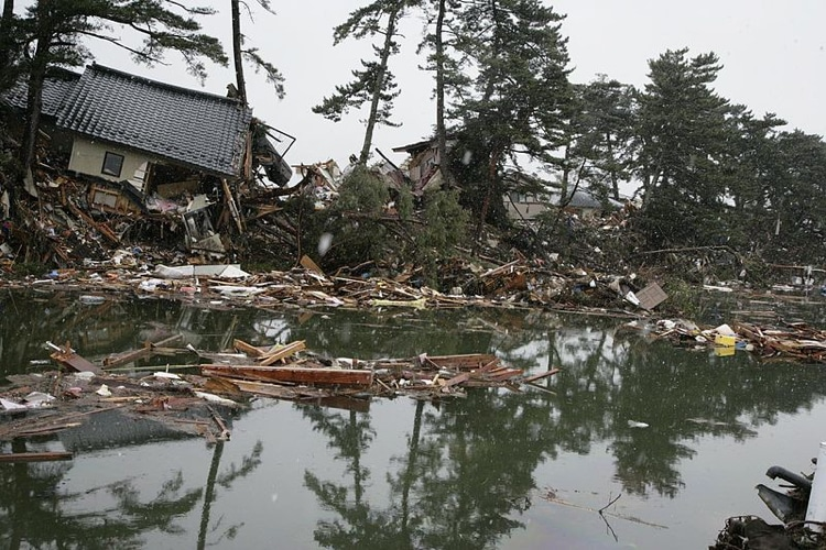 2011 Japan Earthquake and Tsunami - Nobiru