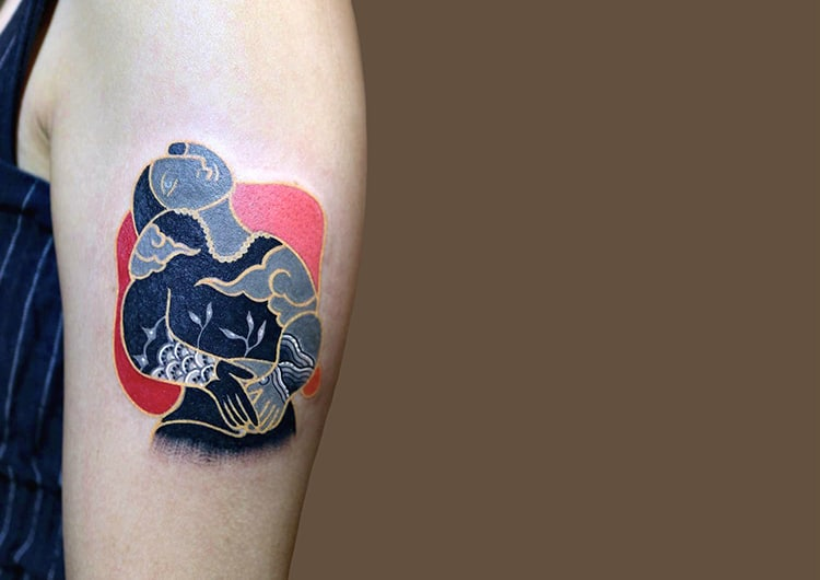 Pitta KKM Tattoos