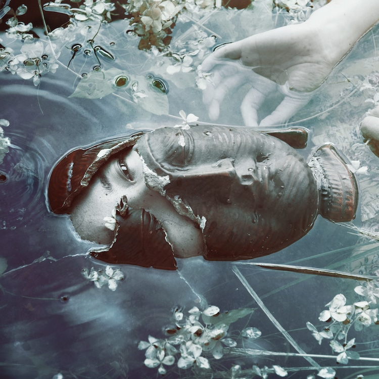 Conceptual Portrait Photography by Reylia Slaby