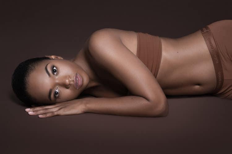 Studio Portrait Photograph Skin Tones