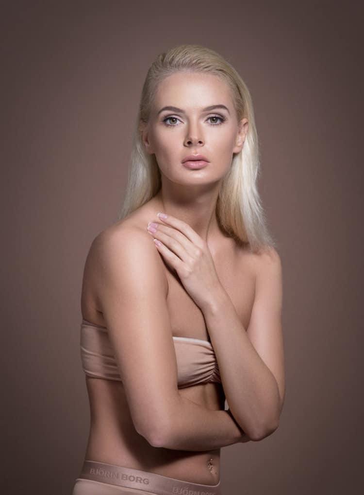Studio Portrait Photograph Skin Tone