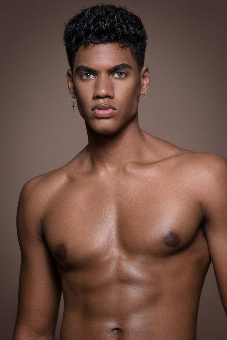 Skin Tones Studio Portrait Photography by Chesterfield Hector