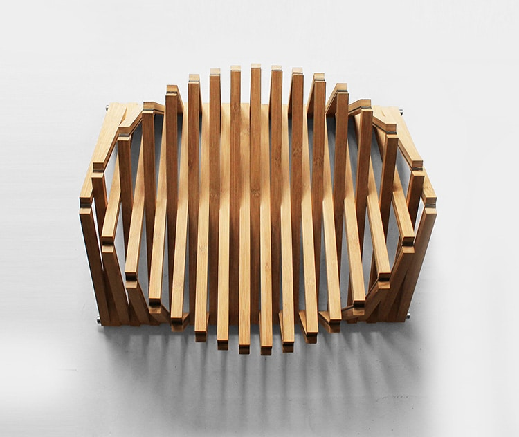 Robert Van Embricqs Rising Furniture