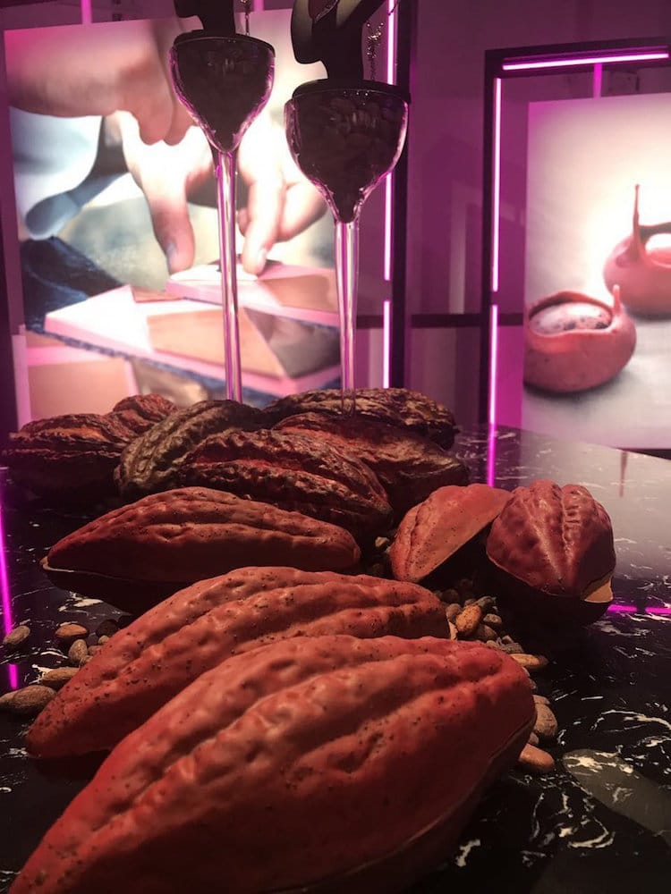 Ruby Chocolate Pink Chocolate Barry Callebaut New Chocolate Flavors