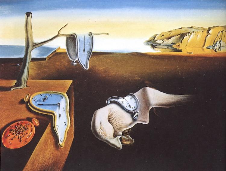 surrealism type of art