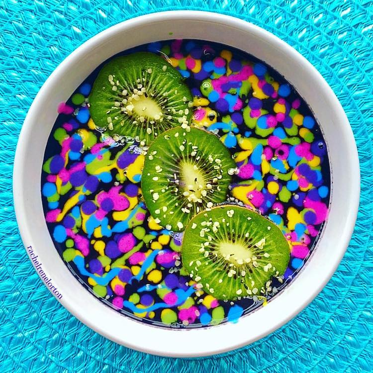 Smoothie Bowl Food Art