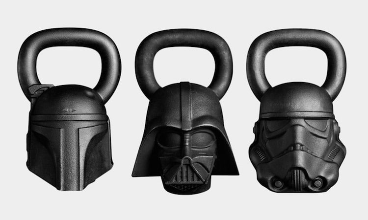 Home Workout Equipment Is The Latest In Quirky Star Wars