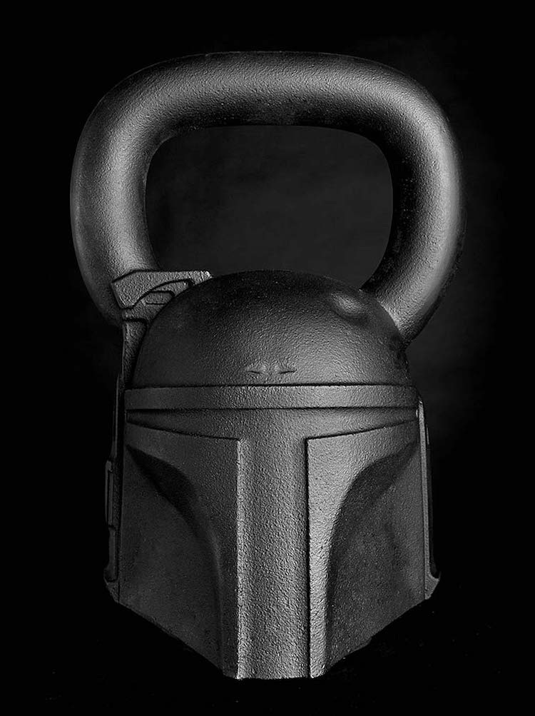 Star Wars Home Workout Equipment by Onnit