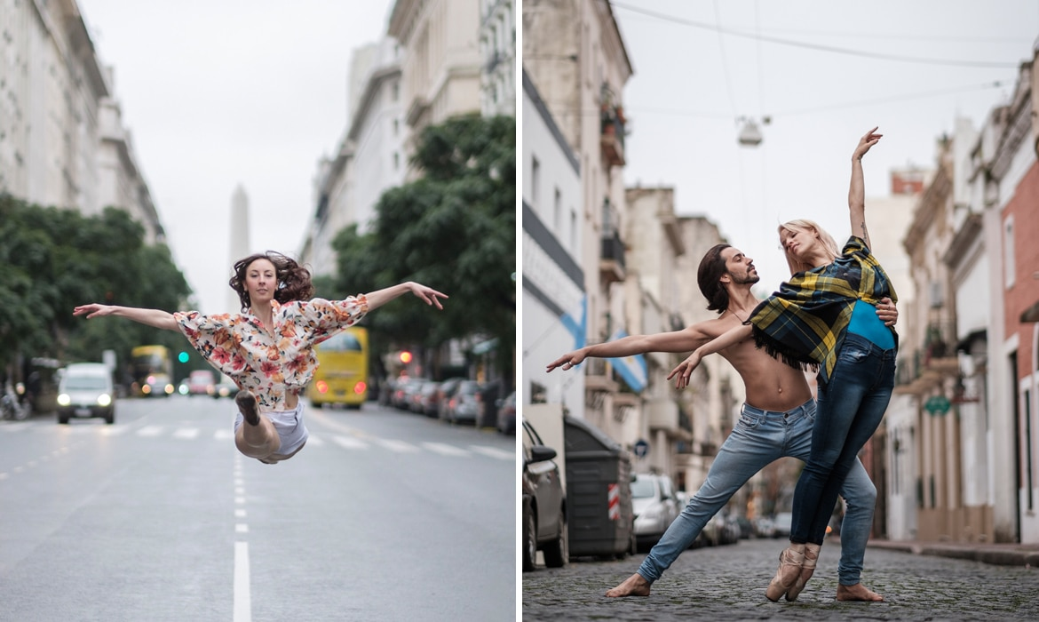 Photographer Omar Z. Robles: dance in a big city 85