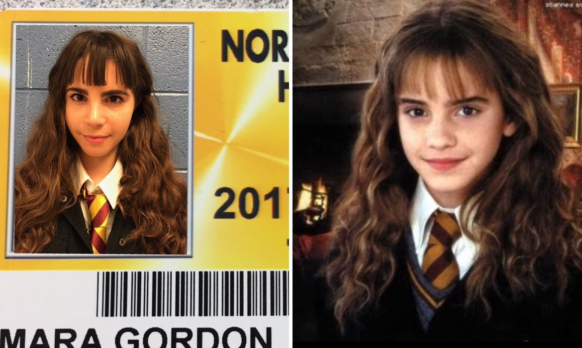 Funny School ID Photos