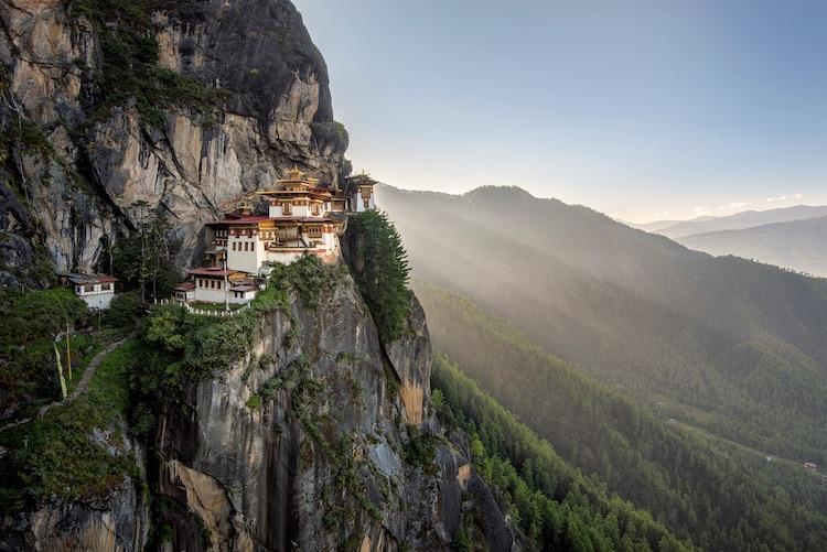 Taktsang Palphug Monastery Bhutan