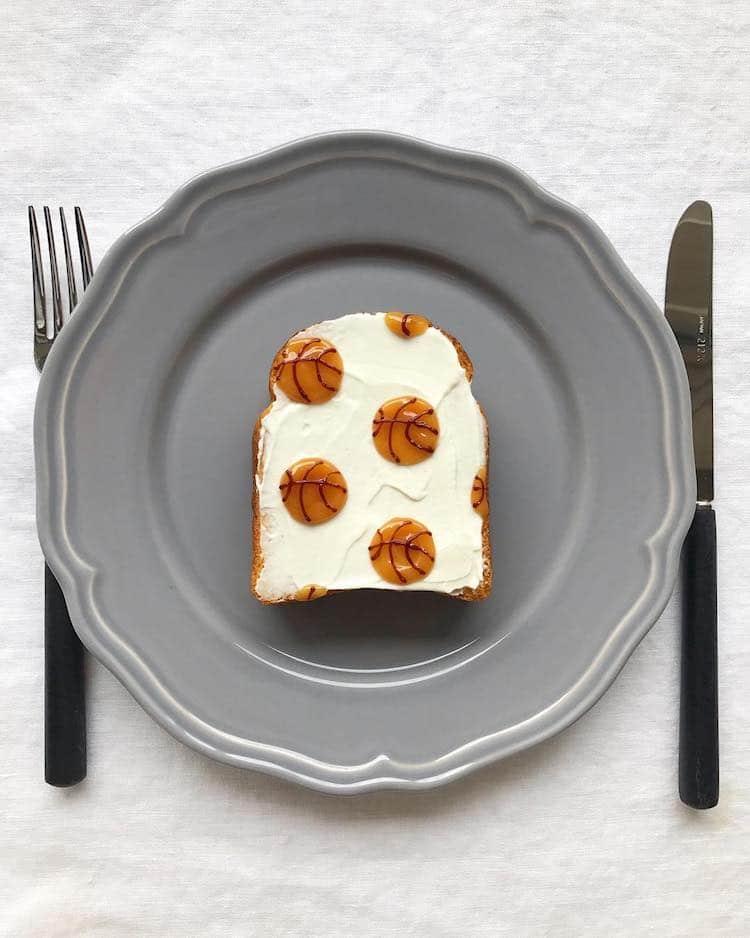 Toast Art Eiko Mori