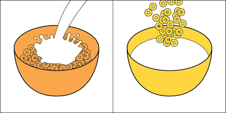 comparison illustrations hilariously prove there are two kinds of people