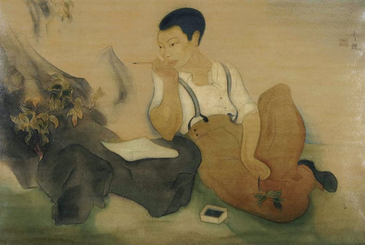 Tyrus Wong - Chinese-American Disney Artist