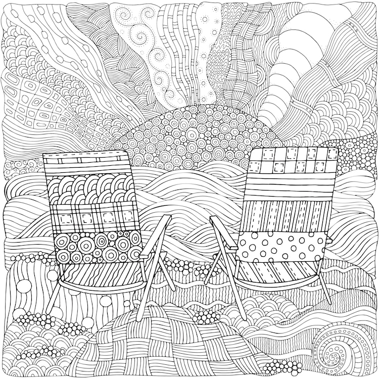 Learn How To Create Zentangle Art A Meditative Form Of Drawing Beauteous Zentangle Patterns
