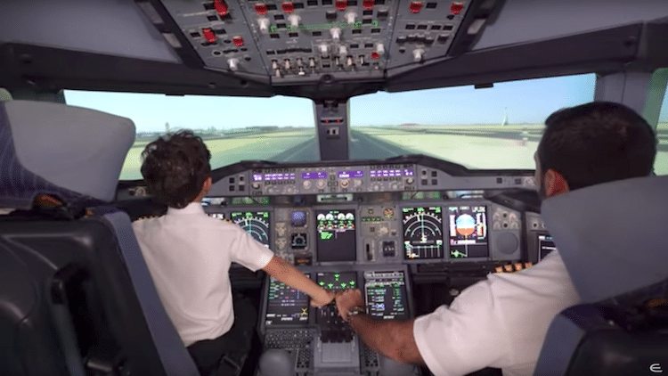 Airplane Trivia Kid Genius