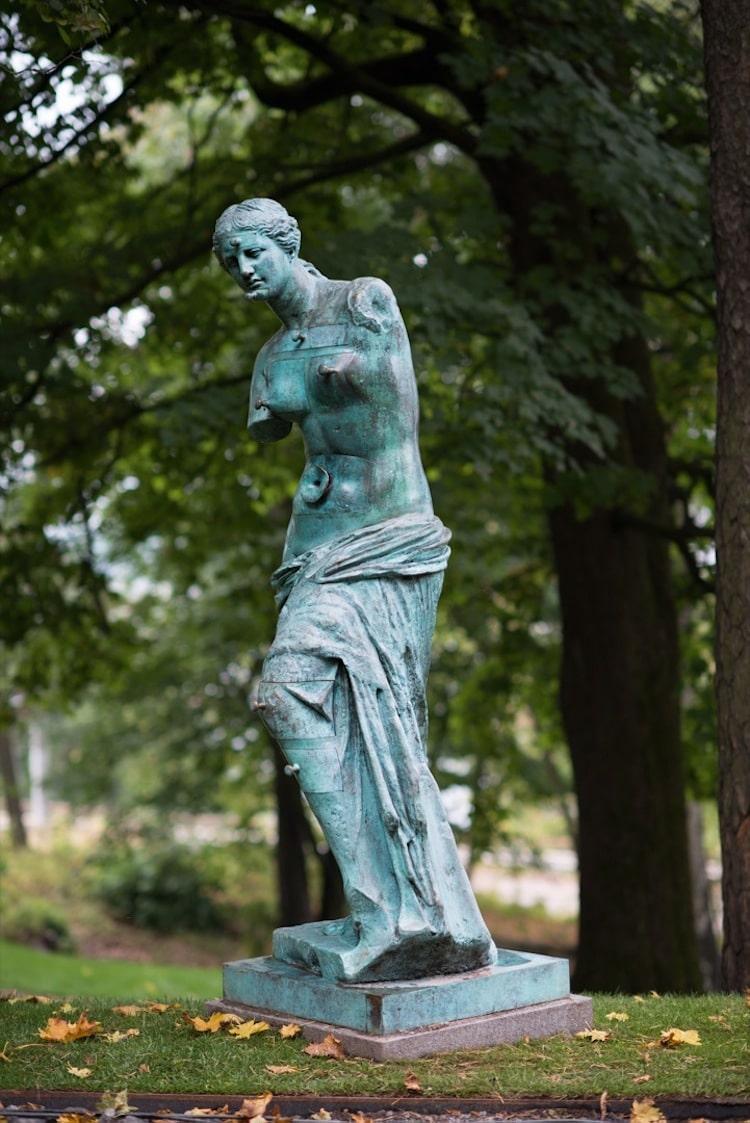 salvador dalí Ekebergparken Sculpture Park