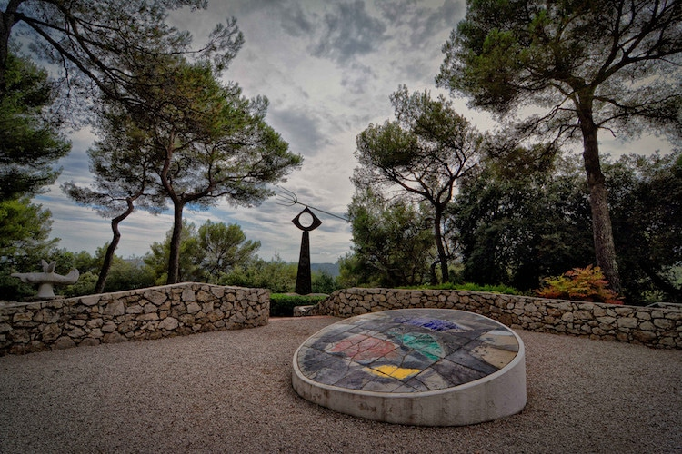 Fondation Maeght Sculpture Garden