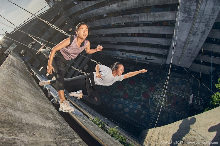 Action Photography of the Everyday Hero by Benjamin Von Wong