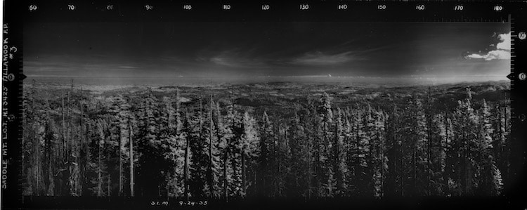 Osborne Panoramas - The Nature Conservancy Oregon