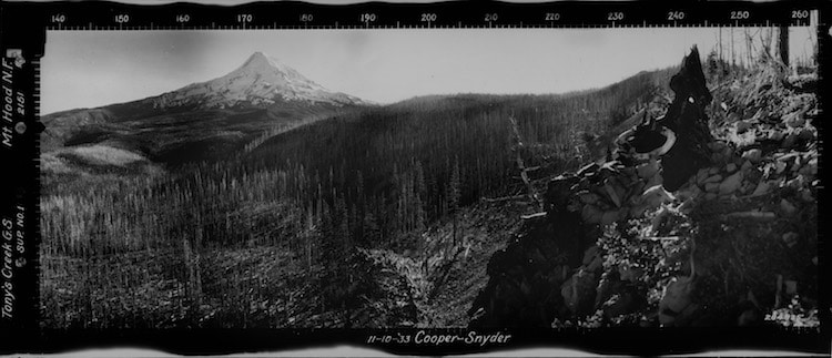 Osborne Panoramas - The Nature Conservancy Oregon