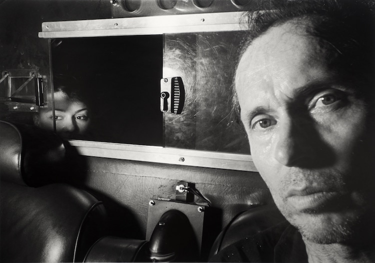 Ryan Weideman nyc cab driver street photography