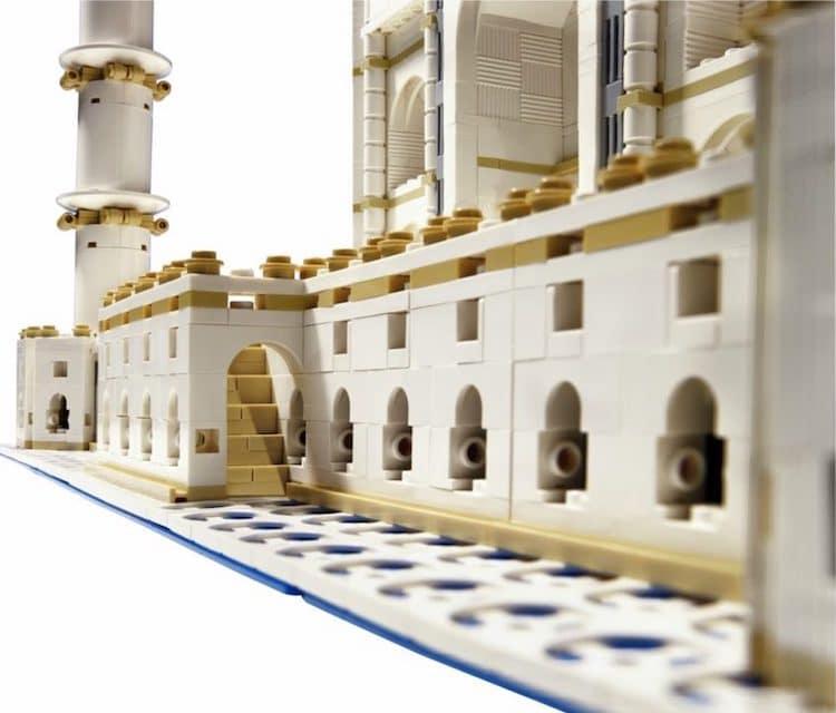 Taj Mahal LEGO kit