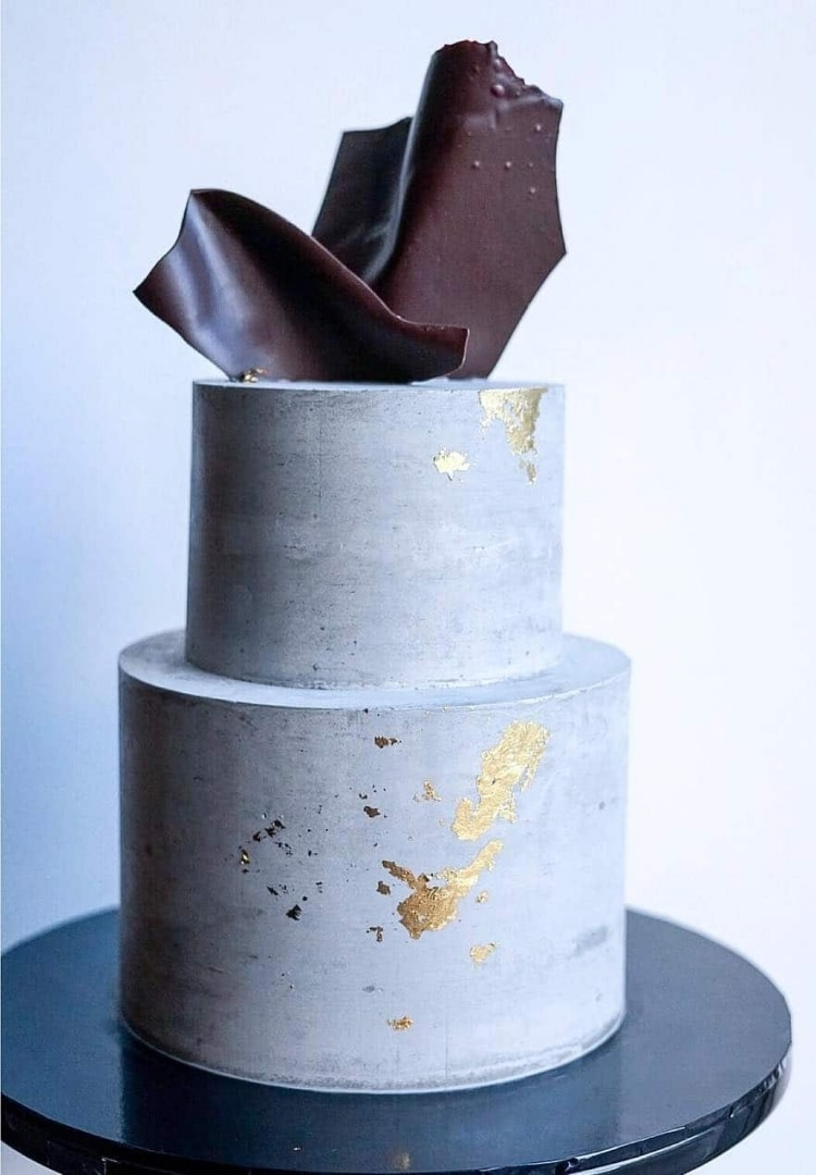 Modern Cake Art Ballarat : Art Cake Collection Showcases Abstract Approach to Cake ...