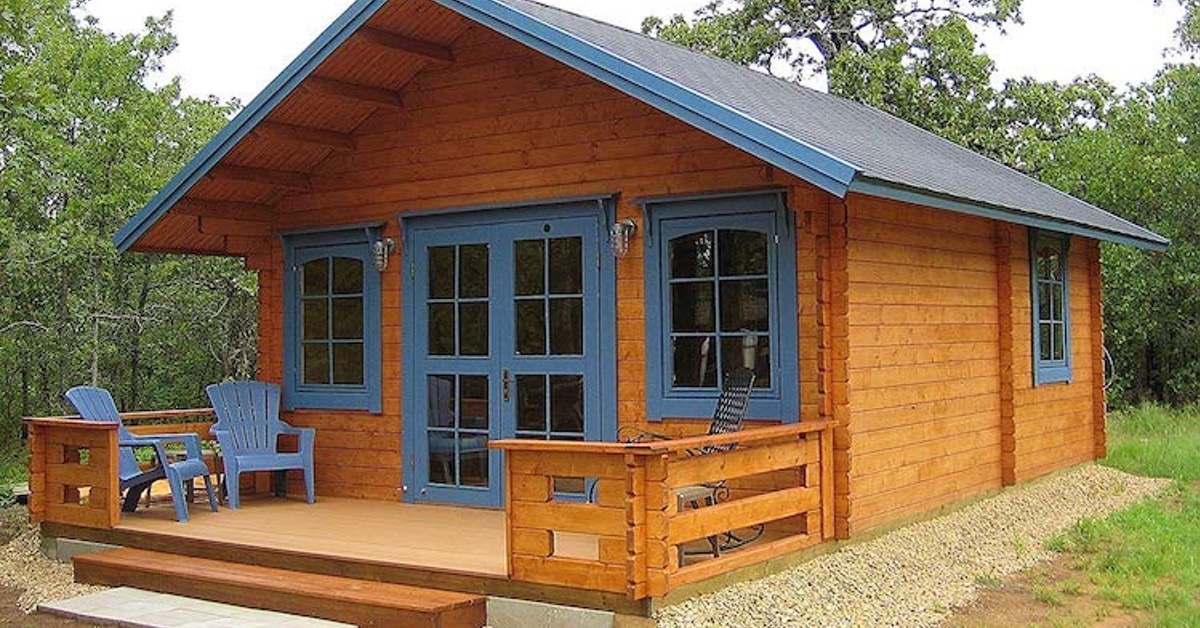 Small Home Plans: Prefabricated Tiny Homes Available For Sale On Amazon