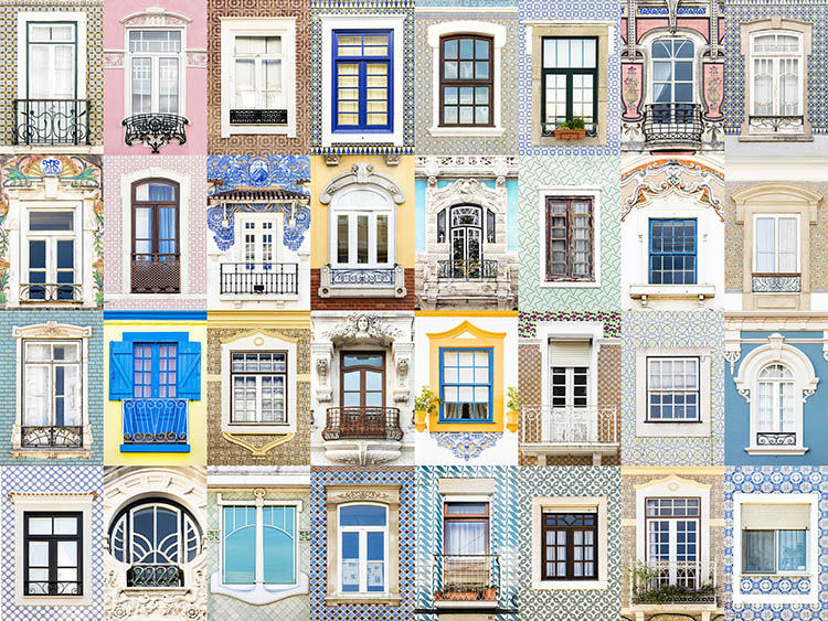 Andre Goncalves Windows of The World Portugal