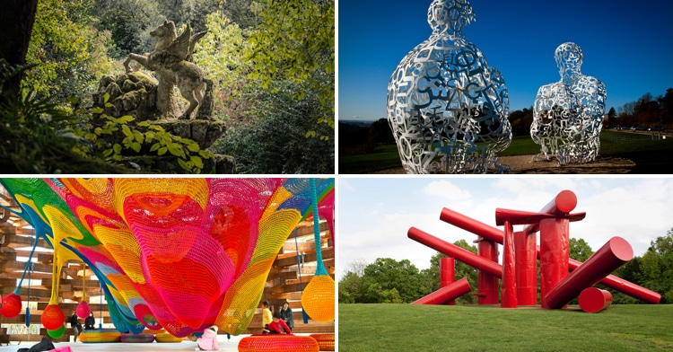Best Sculpture Parks Around the World