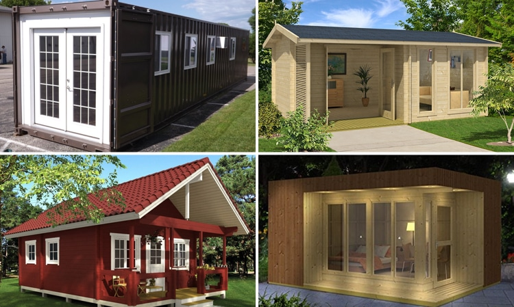 Prefabricated Tiny House