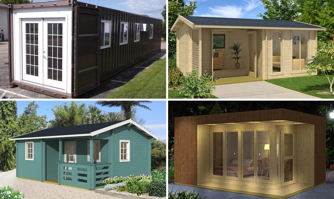 10 tiny houses that are dream homes you can buy on amazon